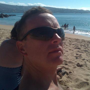 Diego Pipen, 46, Valparaiso, Chile
