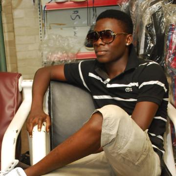 princewill, 25, Lagos, Nigeria