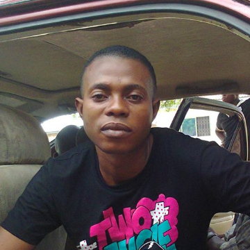 Stone Bwoy, 32, Ashaiman, Ghana