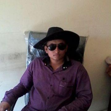 Nilesh Radadiya, 24, Rajkot, India