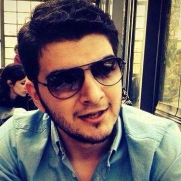 Apo, 27, Istanbul, Turkey