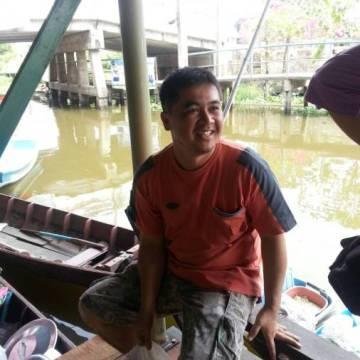 akchai, 40, Bangkok Noi, Thailand