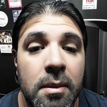 Chris Arias, 41, Buenos Aires, Argentina