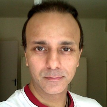 vikram chopra, 48, Mumbai, India