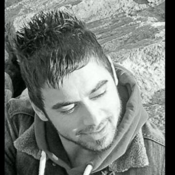 Alparslan Dural, 30, Istanbul, Turkey