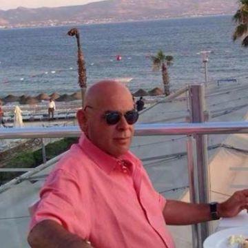 TC Oktay Bayramoğlu, 57, Istanbul, Turkey