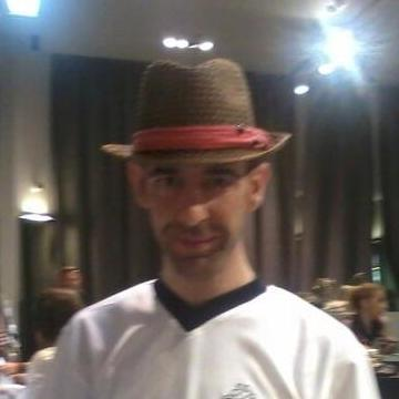 Michele Dossi, 38, Brescia, Italy
