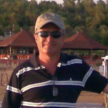 Mesut Damar, 43, Marmaris, Turkey