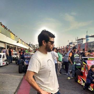 Fernando Fuentes, 31, Buenos Aires, Argentina