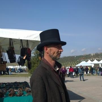 Alessandro Secondiani, 46, Palombara Sabina, Italy