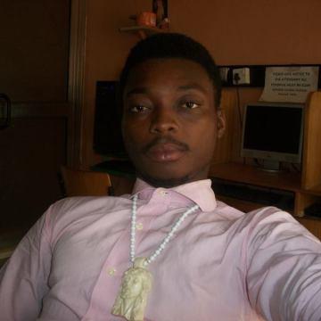 PRINCE, 28, Ghana, Nigeria