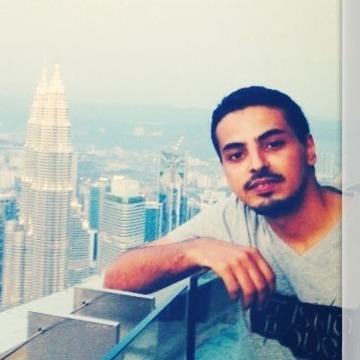 Khalid, 28, Dammam, Saudi Arabia