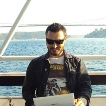 Suphi, 38, Istanbul, Turkey