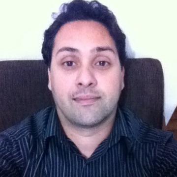 Daniel, 31, Braganca Paulista, Brazil