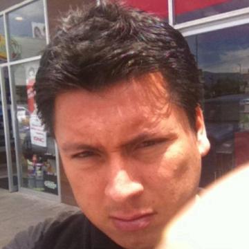Jaliel Lara, 31, Mexico, Mexico