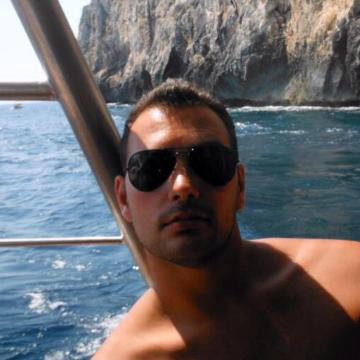 Giorgio Bono, 30, Palermo, Italy