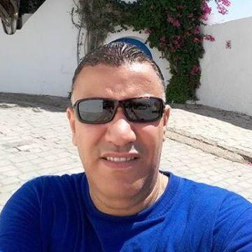 Mohsen Benarif, 55, Tunis, Tunisia