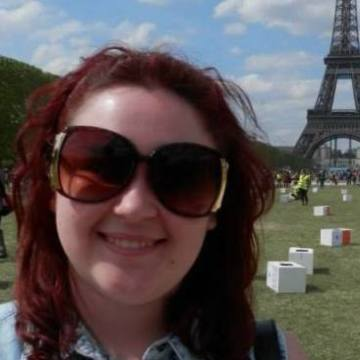 Casey Horrigan, 23, Warrington, United Kingdom