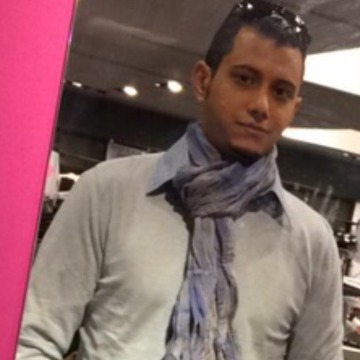 mazen, 31, Jeddah, Saudi Arabia