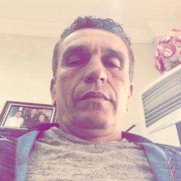 Ali Meydan, 50, Istanbul, Turkey
