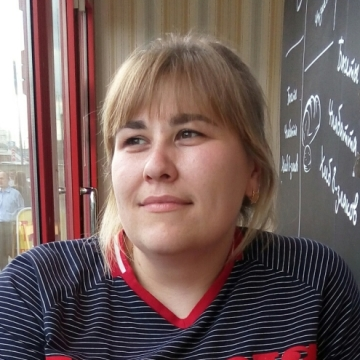 Елена, 32, Moscow, Russia