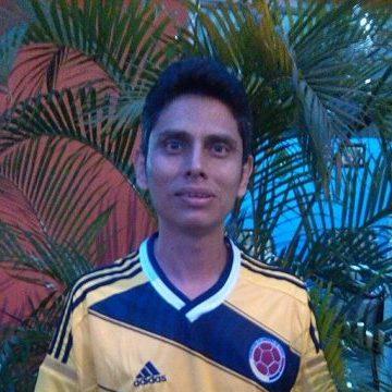 Luis Cristancho, 40, Bucaramanga, Colombia