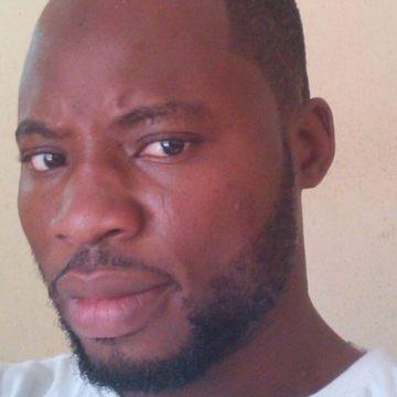 Olawale Taiwo, 31, Lagos, Nigeria