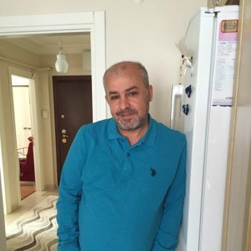 Ibrahim Bulut, 48, Istanbul, Turkey