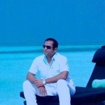 Dipan Patel, 45, Houston, United States