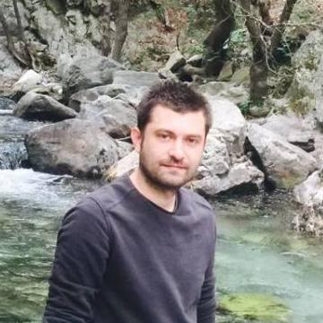 sinan, 30, Istanbul, Turkey