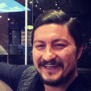 Ümit Öztürk, 27, Istanbul, Turkey
