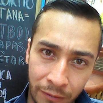 J. ALEJANDRO, 33, Queretaro, Mexico