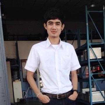 ชลทิศ พวงแก้ว, 24, Mueang Nonthaburi, Thailand
