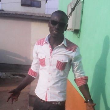 Yaro tiken, 33, Accra, Ghana