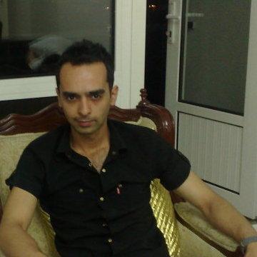 Alper Öztürk, 35, Ankara, Turkey
