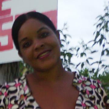 Reyna perez, 38, Santo Domingo, Dominican Republic