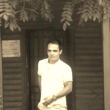 Ilhan Kaya, 28, Istanbul, Turkey