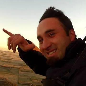 Marcos Scarillo, 35, Mar Del Plata, Argentina