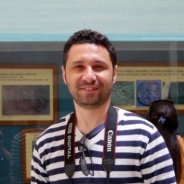 Ahmet, 40, Istanbul, Turkey