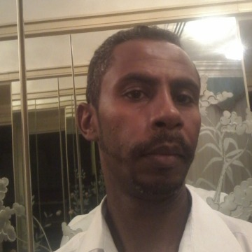 Ahmed, 42, Khartoum, Sudan