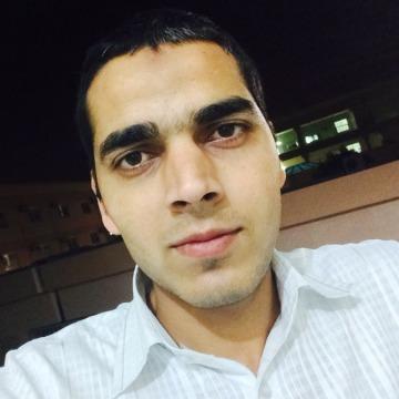Abdul Rehman, 26, Abu Dhabi, United Arab Emirates