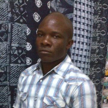 Dipson, 37, Lagos, Nigeria