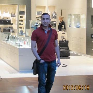 Uday, 37, Lyon, France