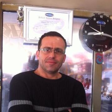 Mehmet Sayaç, 43, Istanbul, Turkey
