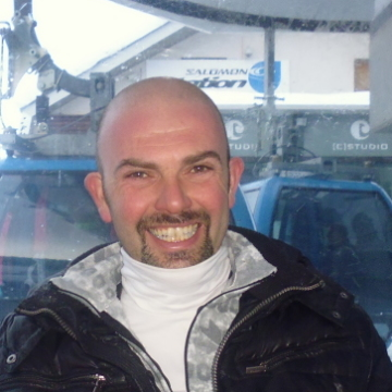 Stefano Meloni, 41, Firenze, Italy