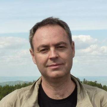 Gavin Sherman, 53, Dallas, United States