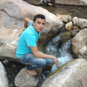 moukhtar, 27, Guelmim, Morocco