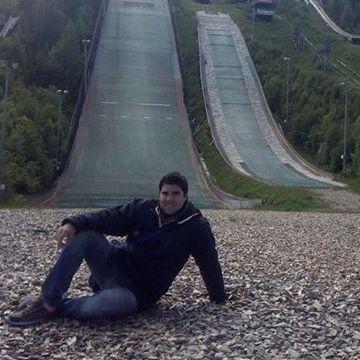 Daniel Gyldenkerne Massa, 30, Barcelona, Spain