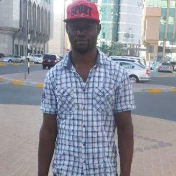 Okafor Franklin, 27, Dubai, United Arab Emirates