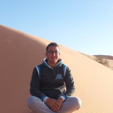 Hammami Zakaria, 32, Alger, Algeria